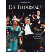 Kiri Te Kanawa,Hermann Prey,Hildegard Heichele,Royal Opera Covent Garden,Placido Domingo - Johann Strauss:Die Fledermaus (DVD)