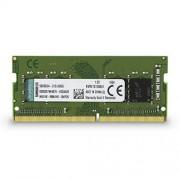 Kingston Technology ValueRAM 4GB 2133MHz DDR4 Non-ECC CL15 SODIMM 1Rx8 Laptop Memory KVR21S15S8 4