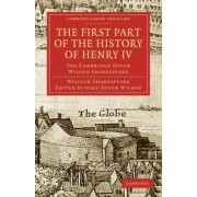 The First Part of the History of Henry IV, Part 1 by William Shakespeare