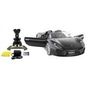 Toyshine Mz 1:14 Porsche Spyder 918 Original Licensed Remote Car - Joystick Remote