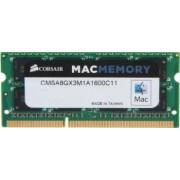 Memorie Laptop Corsair 8GB DDR3 1600MHz CL11 Mac