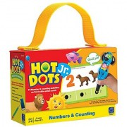 Educational Insights Hot Dots Jr. Cards - Numbers And Counting