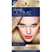 Schwarzkopf Blonde Ultime tartós hajvilágosító LX Xtreme