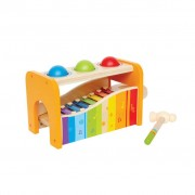 Hape Banc à marteler xylophone E0305