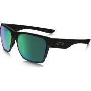 Oakley TwoFace XL Matte Black/Jade Irid 2017 Sonnenbrillen