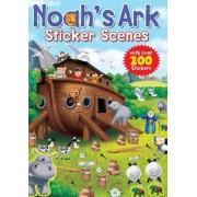 Noah Ark Sticker Scenes by Juliet David