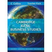 Cambridge IGCSE Business Studies Teacher Resource Pack by James Beere