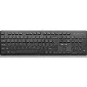 Tastatura Delux KA150P PS2 Black