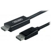 Kabel DisplayPort-HDMI 1,8m