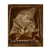 Ciocolata calda densa cafea
