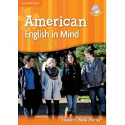 American English in Mind Starter Student's Book with DVD-ROM by Herbert Puchta