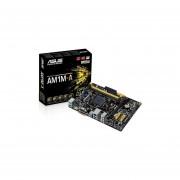 Tarjeta Madre ASUS AM1M-A 2xDDR3 PCI-E 2xUSB3 HDMI Socket AM1 -Negro