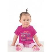 Trigema Baby T-Shirt 100% Baumwolle Größe: 92 Material: 100 % Baumwolle, Ringgarn supergekämmt Farbe: hibiskus