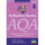 A2 Business Studies AQA: module 6 by Gwen Coates