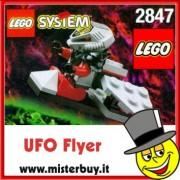 LEGO SYSTEM UFO Flyer codice 2847
