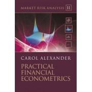 Market Risk Analysis: Practical Financial Econometrics v. 2 by Carol Alexander