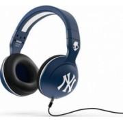 Casti Skullcandy Hesh Blue NY Yankees