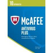 McAfee Antivirus Plus Unlimited-Devices 1jaar