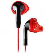 Yurbuds (CE) Inspire 100 Noise Isolating In-Ear Headphones Red/Black