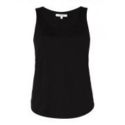 L.K.Bennett Ginny dubbellaagse top van jersey
