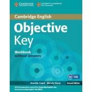 Objective Key Workbook without Answers by Annette Capel