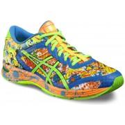 asics Gel-Noosa Tri 11 Shoe Men Hot Orange/Green Gecko/Electric 49 Running Schuhe
