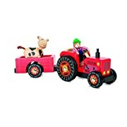 Small Foot 10316 Farm Tractor with Trailer