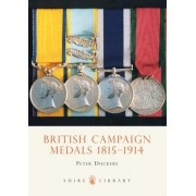British Campaign Medals 1851-1914 by Peter Duckers