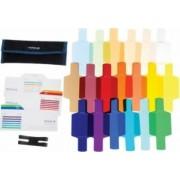 ExpoImaging Rogue Universal Lighting Filter Kit - geluri pentru
