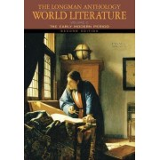 The Longman Anthology of World Literature: The Early Modern Period v. C by David Damrosch