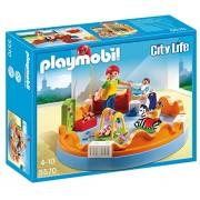 Playmobil - 5570 - Jeu De Construction - Espace Crche Avec Bbs