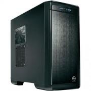 Thermaltake Mid Tower Urban S21 Case per PC, Nero