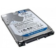 HDD NOTEBOOK WD SCORPIO BLUE 1TB 5400rpm 8MB SATA3 WD10JPVX