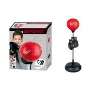G21 R/C robot Red Fighter játokrobot