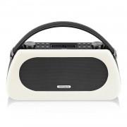 VIEW QUEST RETRO RADIO BARDOT Radio-réveil MP3 Port USB