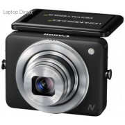 Canon PowerShot-N HS 12.1 MegaPixel Black Digital Camera