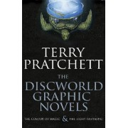 The Discworld Graphic Novels: The Colour of Magic and the Light Fantastic by Terry Pratchett