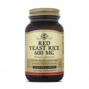 RED YEAST RICE 600mg 60 VCaps