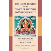 The Great Treatise On The Stages Of The Path To Enlightenment Vol 3 Chen Mo) by Tson-Kha-Pa Blo-Bzan-Grags-Pa