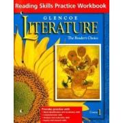 Glencoe Literature Grade 6, Course 1 Reading Skills Practice Workbook by McGraw-Hill