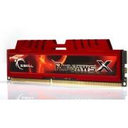 G.Skill 8GB DDR3-1600 CL10 RipjawsX 8GB DDR3 1600MHz geheugenmodule