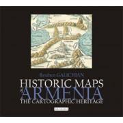 Historic Maps of Armenia by Rouben Galichian