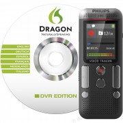Philips Voice Tracer DVT 2510 With Dragon Speech Software