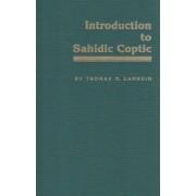 Introduction to Sahidic Coptic by Thomas O. Lambdin