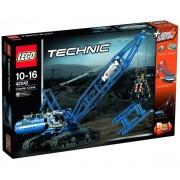 Technic - La Grue Sur Chenilles - 42042