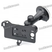 Support voiture support pivotant à ventouse pour HTC Sensation XL / X315E / G21