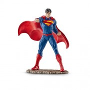 Schleich - 22504 - Figurine Bande Dessinée - Superman Au Combat
