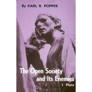 The Open Society and Its Enemies: Spell of Plato v. 1 by Sir Karl Popper