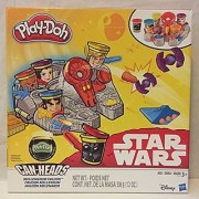 Play-Doh Star Wars Millennium Falcon & Play-Doh Plus 8-Pack