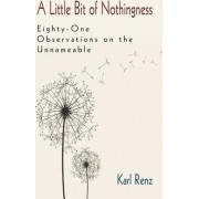 A Little Bit of Nothingness by Karl Renz